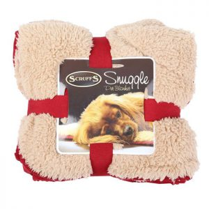 Scruffs Snuggle Blanket (Assorted Colours) 110×75
