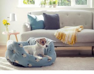 Zoon Oval Bed Counting Sheep Extra Large