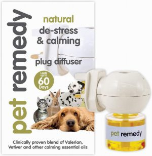 Pet Remedy Natural Diffuser Plug In 40ml