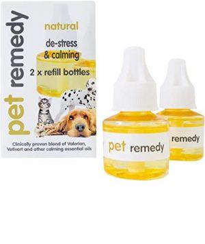 Pet Remedy Natural Diffuser Refill (2 x40ml)