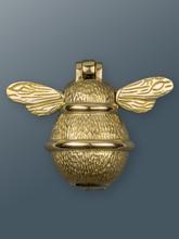 Door Knocker Brass Bumble Bee