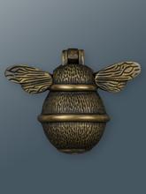Door Knocker Heritage Brass Bumble Bee