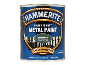 Hammerite Direct To Metal Smooth Wild Thyme 250ml