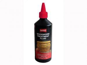 Rentokil Woodworm Treatment Fluid 500ml