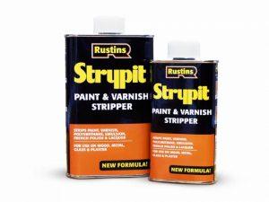 Rustins Strypit Paint/Varnish Stripper 500ml