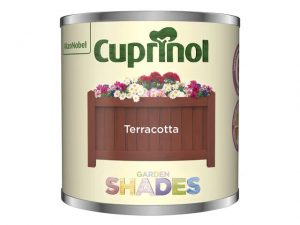 Cuprinol Garden Shades Terracotta 1L