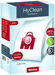 HyClean 3D Efficiency FJM dustbags