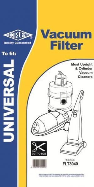 Universal Vacuum Cleaner Micro Filter
