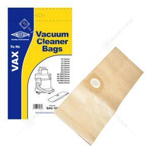 Electruepart BAG120 Vax 1S Vacuum Dust Bags – Pack of 5