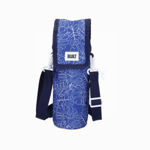 BUILT Insulated Bottle Bag with Shoulder Strap – 'Abundance'