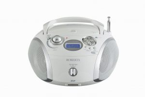Roberts Radio Zoombox3 DAB/DAB+/FM/SD/USB Radio with CD Player