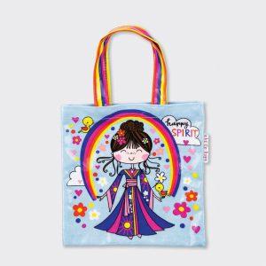 Rachel Ellen Mini Tote Bag – Happy Spirit