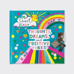 Rachel Ellen Secret Diary – Positive Vibes