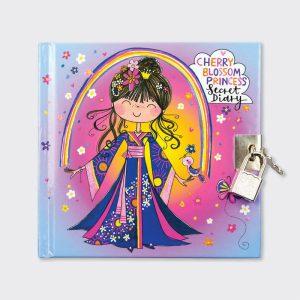 Rachel Ellen Secret Diary- Cherry Blossom Princess