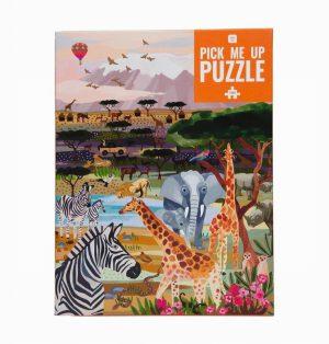 Puzzle Safari 1000 Pieces
