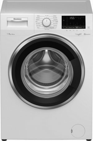 Blomberg LWF194520QW 9kg 1400 Spin Washing Machine with RapidJet