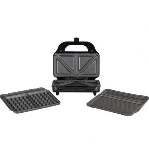 3 IN 1 DEEP FILL SANDWICH  TOASTER TOWER
