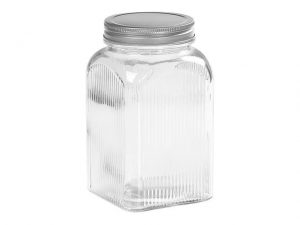 Tala Plain Glass Jar + Screw Lid