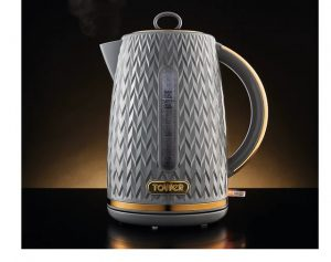Tower Empire Kettle Grey 1.7L