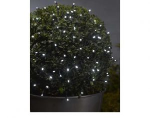 SmartGarden Solar String Lights x 200 White