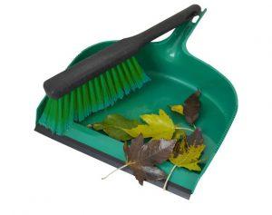WhatMore Jumbo Dustpan and Brush Set
