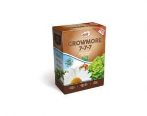 Doff Growmore 7-7-7 Granular Fertiliser 2kg