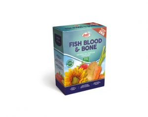 Doff Fish Blood&Bone Granular Fertiliser 2kg
