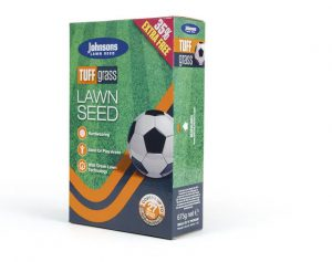 Johnsons Tuffgrass Seed 500g +35%