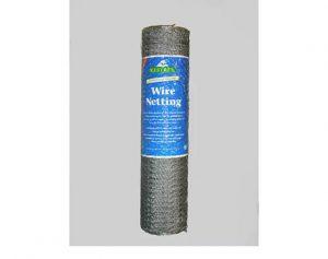 Kestrel Galvanised Wire Netting 900mm x 50mm x 5m