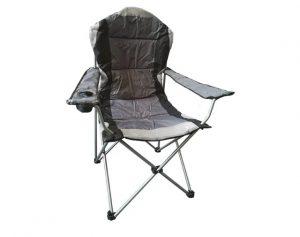 Redwood Folding Chair Grey