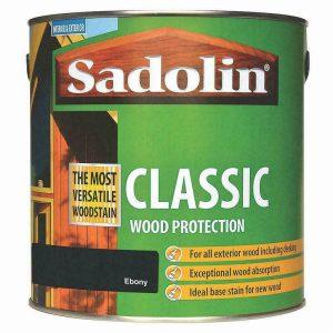 Sadolin Classic Ebony 1L