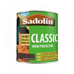 Sadolin Classic Jacobean Walnut 1L