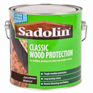 Sadolin Classic Jacobean Walnut 2.5L
