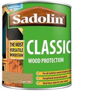 Sadolin Classic Light Oak 1L