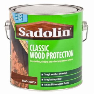 Sadolin Classic Mahogany 2.5L