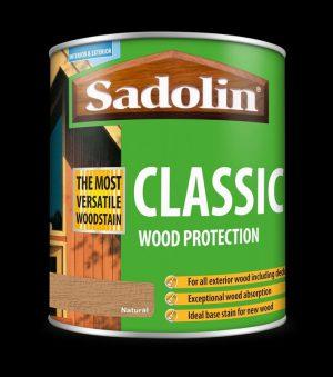 Sadolin Classic Natural 2.5L
