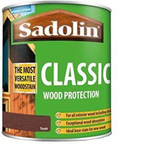 Sadolin Classic Teak 1L