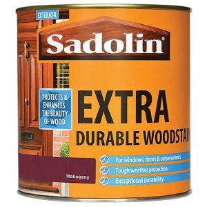 Sadolin Extra Mahogany 500ml