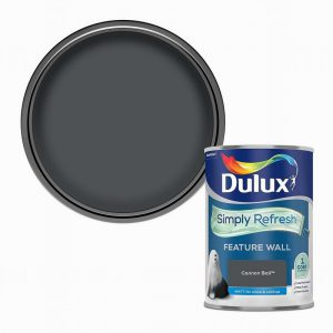 Dulux Simply Refresh Feature Wall- Cannon Ball 1.25L