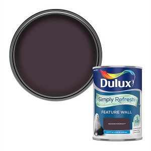 Dulux Simply Refresh Feature Wall- Decadent Damson 1.25L