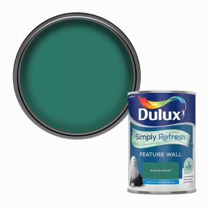 Dulux Simply Refresh Feature Wall- Emerald Glade 1.25L