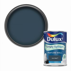 Dulux Simply Refresh Feature Wall- Ink Well 1.25L