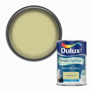 Dulux Simply Refresh Feature Wall- Melon Sorbet 1.25L