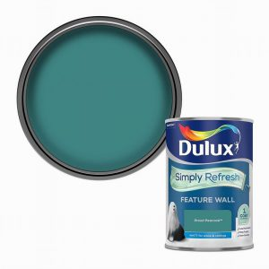 Dulux Simply Refresh Feature Wall- Proud Peacock 1.25L