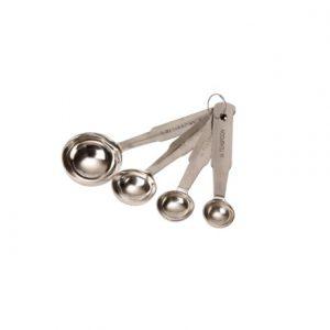 Dexam Stainless Steel Measuring Spoons
