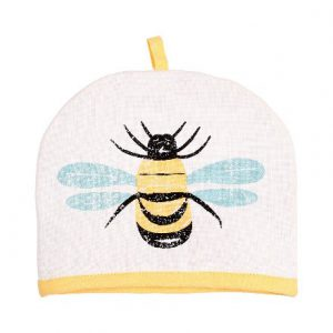 Bees Knees Tea Cosy 2 Cup Yellow