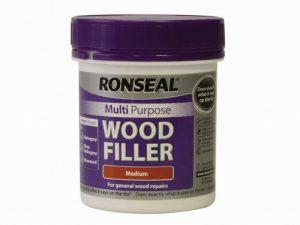 Ronseal Multi Purpose Wood Filler Tub Medium 250g