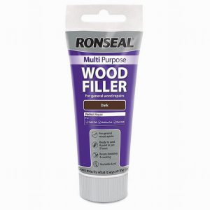 Ronseal Multi Purpose Wood Filler Tube Dark 325g