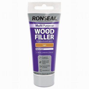 Ronseal Multi Purpose Wood Filler Tube Light 100g