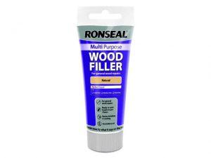 Ronseal Multi Purpose Wood Filler Tube Natural 100g
